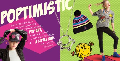 "Chorion ""Mr. Men, Little Miss"" Lookbook"