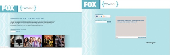 Fox TCA Site